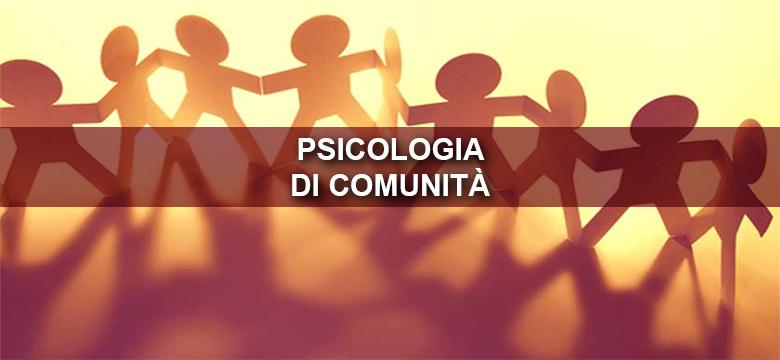 Psicologia clinica e di comunità